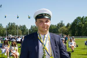 Gustav Samuelsson.