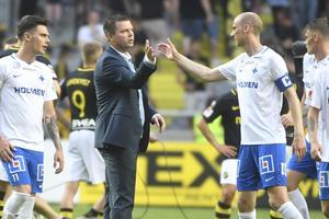 Jens Gustafsson är manager i IFK Norrköping. En titel som nu Axel Kjäll också kommer att få i ÖSK.