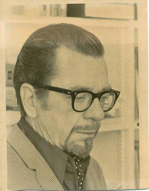 John Williams är i dag känd som författare av romanen
