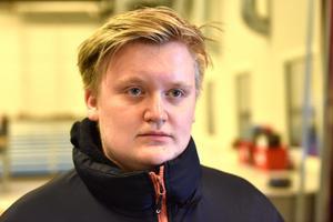 Calle Andersson uppskattade dagen och han hoppas bli mjukvaruingenjör när allt är sagt och gjort.