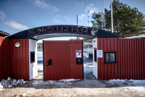 Vissa förbättringar ska till, men några stora förändringar blir det inte på Sjöaremossen inför elitserien. Bild: Björn Larsson Rosvall / TT