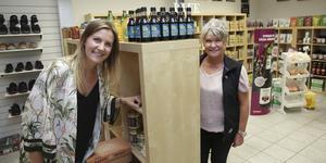Johanna Sakofall och Susanne Sakofall har tagit över Lifebutiken och vill bidra till att hålla centrum levande. Men bara för att hon blivit butiksägare på nytt så släpper Susanne Sakofall inte Unika Ludvika.