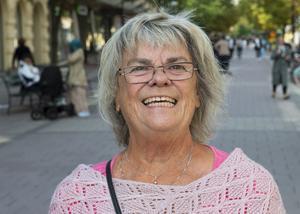 Madeleine Andersson, 75 år, pensionär, Sundsvall