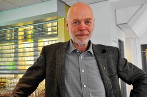Björn Lyngfelt vill inte avslöja hur invigningsceremonin går till.