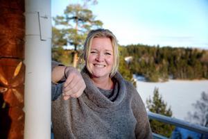 Lena Schulte var tidigare centrumledare i Södertälje men arbetar i dag som marknadsansvarig för Stadsrum fastigheter.