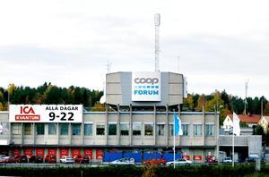 Foto: Therese Hasselryd/ ST Arkiv2007. I Bydalens köpcentrum har butiker kommit och gått genom åren. 2007 flyttade Coop Forum, Systembolaget och Ica från Bydalen för att etablera sig i Birsta.
