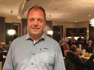 John-Erik Jansson (C), kommunalråd i Söderhamn.