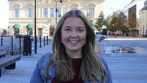 Alva Slagbrand Nyqvist, 16 år, studerande, Granlo.