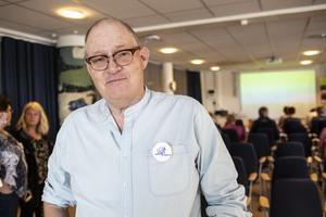 Stefan Hedlund föreläste om hjärntrötthet