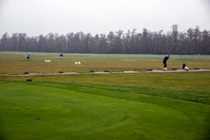 Strömsholms golfklubb har vänt sig till kommunen för att få mer ekonomiskt stöd.