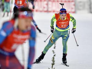 Samuelsson åker världscupen. Bild: Anders Wiklund/TT
