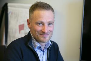 """""""Vi har gjort en bedömning och tror att vi känner marknaden i Leksand"""", säger Stefan Persson."""