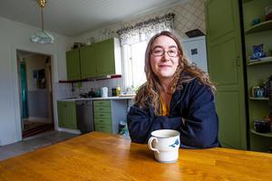 I Korskrogen har Alexandra Karjel hittat sin plats på jorden.