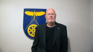 Kommunstyrelsens ordförande i Nykvarn, Bob Wållberg (NP).