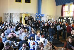SMÖF har år efter år fyllt Folkets hus i Söderbärke och intilliggande aktivitetshallen till bristningsgränsen.