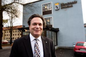 Bo Glas kommer närmast från Härnösands kommun. I höst blir han Timrå kommuns nya ekonomichef.