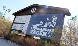 De rapporter som kommer från arbetet med att förlänga Ljungandalsvägen beskriver Anders Jäger som mycket positiva.