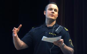 Enligt Patrik Hägg, chef över polisens yttre verksamhet,  finns ingen våldskultur inom bandyn.