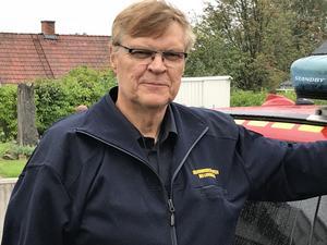Bo Lundberg är sedan en månad tillbaka säkerhetssamordnare i Malung-Sälens kommun.