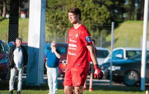 Johan Sjöberg ser fram emot en ny säsong i IFK Timrå.