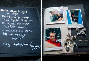 Till Alexanders 17-årsdag, året efter hans död, gjorde hans klasskamrater en fin minnesbok fylld med fotografier, dikter och små hälsningar.