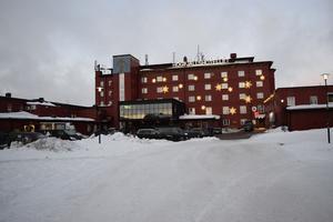 Folk och Försvars rikskonferens arrangeras vid Högfjällshotellet sedan 1993.