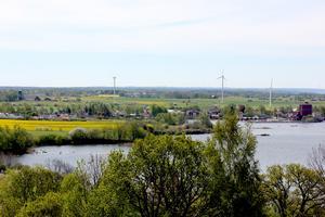 Rutten mellan Omberg/Tåkern och Gränna har utsetts till Sveriges vackraste. Foto: Josefine Ekman.