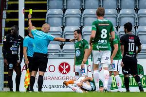 VSK föll med 2–1 borta mot J-Södra. Foto: Axel Boberg / Bildbyrån