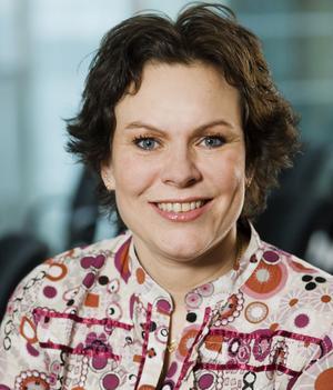 Christina Storm Wiklander är verksamhetsområdeschef på Arbetsförmedlingen.(Foto: Pressbild)