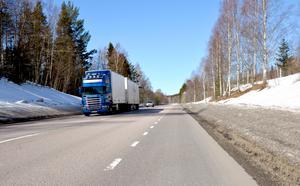 Etappen mellan Matfors och Stöde finns det inget beslut på. Men Trafikverket har stora förhoppningar.