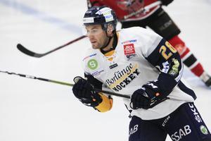 Markus Persson gjorde alla Borlänges mål i matchen mot Kalix.