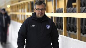 Peter Törnberg, Rättvikstränare. Foto: Kristian Bågefeldt.