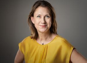 Anna Werner, vd för Svensk Solenergi.