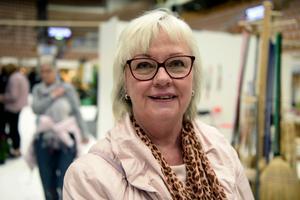 Birgitta Lönnberg, 67, pensionär, Hudiksvall: – Anpassa växterna efter tomten, jag har en skogstomt och håller mig till växter som trivs bra i den miljön.