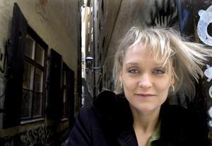 Karin Alvtegen. Arkivbild.Foto: Gunnar Lundmark/SvD/ TT