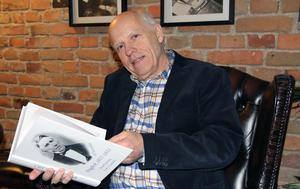 Lars Lundin, Järvsö, arbetar redan nu med sin tredje och avslutande bearbetning av folklivsforskaren och skriftställaren Carl Axel Gottlunds dagböcker.