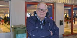 Anders Jonsson, ordförande Dalarnas Travsällskap, gillar Vintertrav.