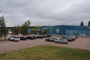 Fastighetsbolaget Dalafast har köpt stora markytor på Tallen, däribland där Citygross bedriver verksamhet.