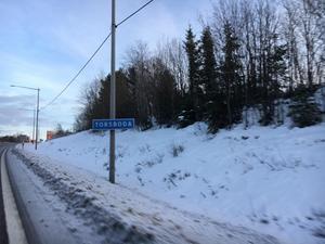 Enligt ett vittne skickades sex polispatruller till Torsboda – till ett falskt larm.