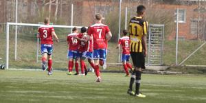 BKV Norrtälje spelade 3-3 borta mot IK Franke