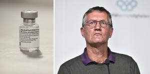Anders Tegnell, statsepidemiolog, gav fler svar om vaccination under dagens pressträff.
