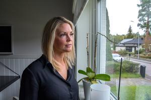 – När man kom hem kändes det som att det var över. Men det har ju inte börjat än, säger Malin Bernhardsson om äventyret Bachelor.