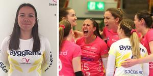 Bilder: Örebro Volley och David Hellsing