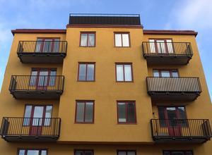 Ensamstående hamnar sämre till än de som är samlevande när bostadsbidrag fördelas och hyra ska betalas. FOTO: Hasse Holmberg / TT