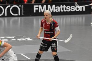 Anna Wijk har blivit utsedd till världens bästa spelare tre gånger.