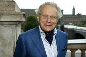 20 november berättar Herman Lindqvist om sin nya bok och om huset Bernadotte. Foto: Claudio Bresciani/TT
