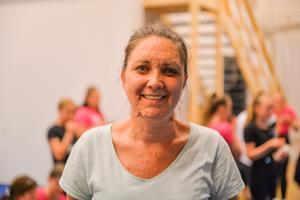 Carina Huss, 40 år, förälder, studerande, Bergeforsen