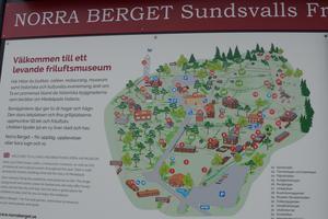Satsningen på Norra berget har gett fler besökare, visar mätstationerna.