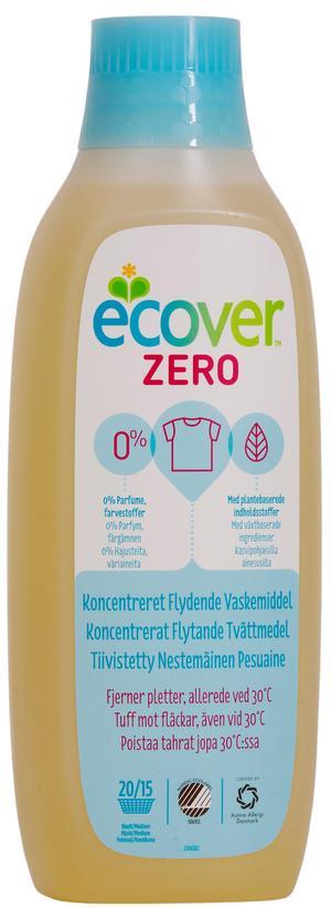 Ecover Zero.