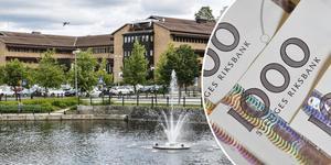 Prognoserna pekar på ett ekonomiskt underskott på 3,8 miljoner kronor för Sollefteå kommun vid årets slut. Foto: Arkiv